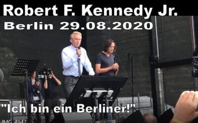 Robert F. Kennedys komplette Rede in Berlin
