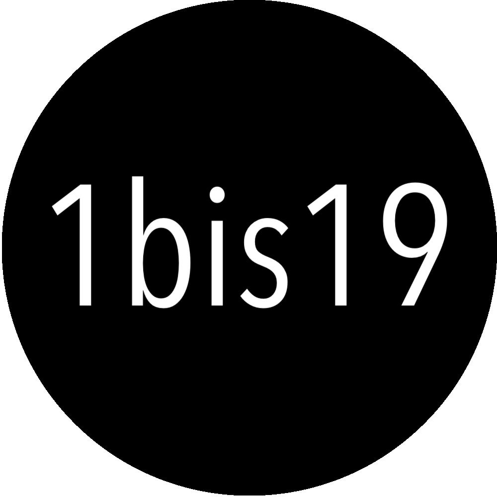 1bis19 Logo
