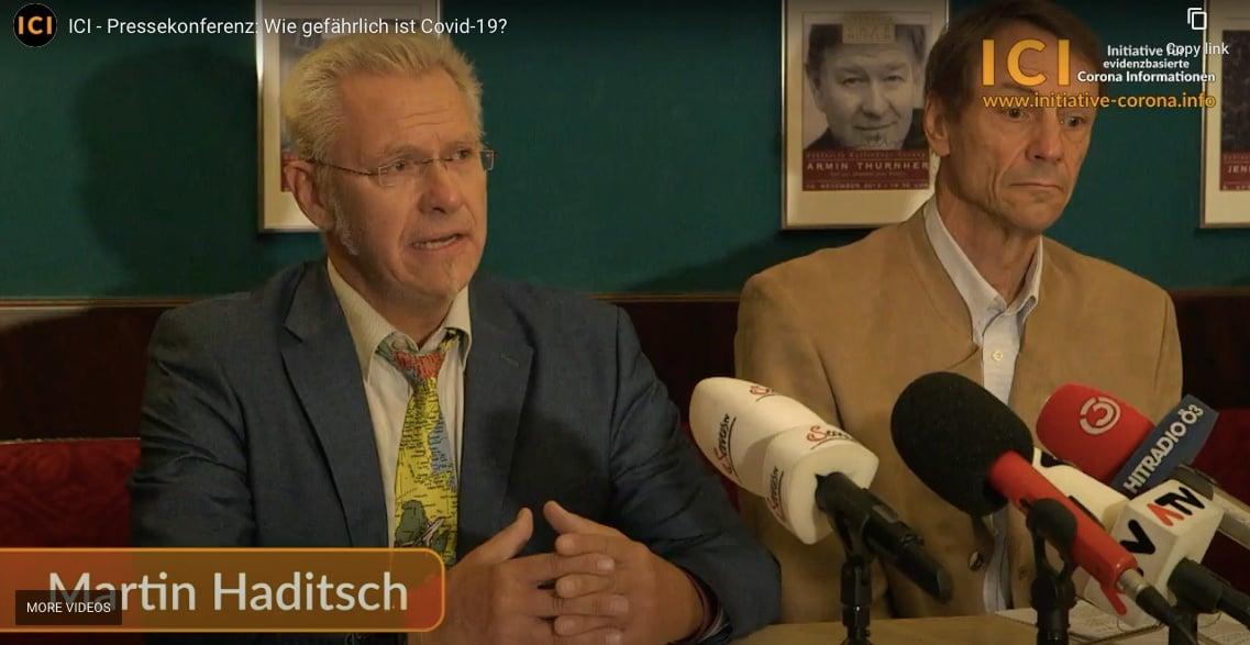 Pressekonferenz ICI