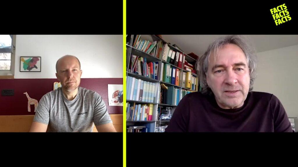 Univ.Prof. Dr. Christian Schubert im Interview