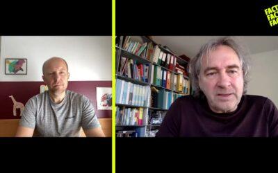 Interview mit Univ.Prof. Dr. Christian Schubert über Maskenpflicht in Schulen