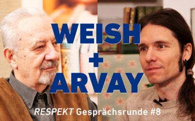 Peter Weish + Clemens Arvay: Humanökologen im Gespräch