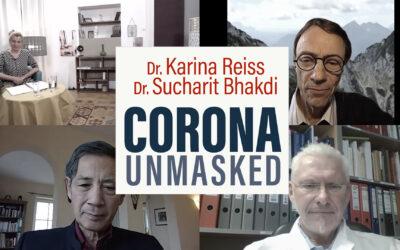 Corona unmasked: Sucharit Bhakdis neues Buch – präsentiert im Gespräch mit Andreas Sönnichsen und Martin Haditsch