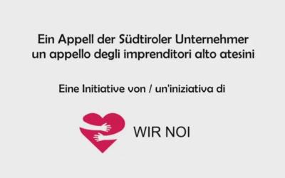 Ein Appell der Südtiroler Unternehmer