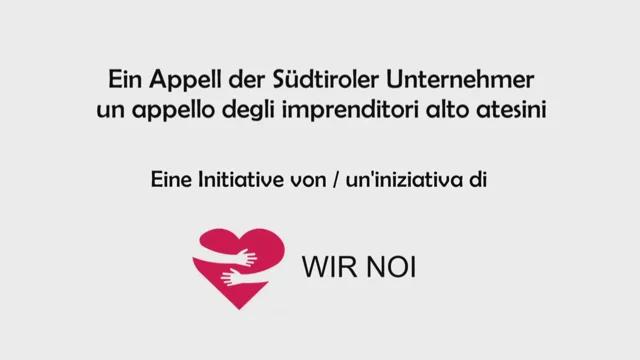 Appell der Südtiroler Unternehmer