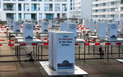 Österreich bleibt Vize-Europameister bei täglicher Testhäufigkeit