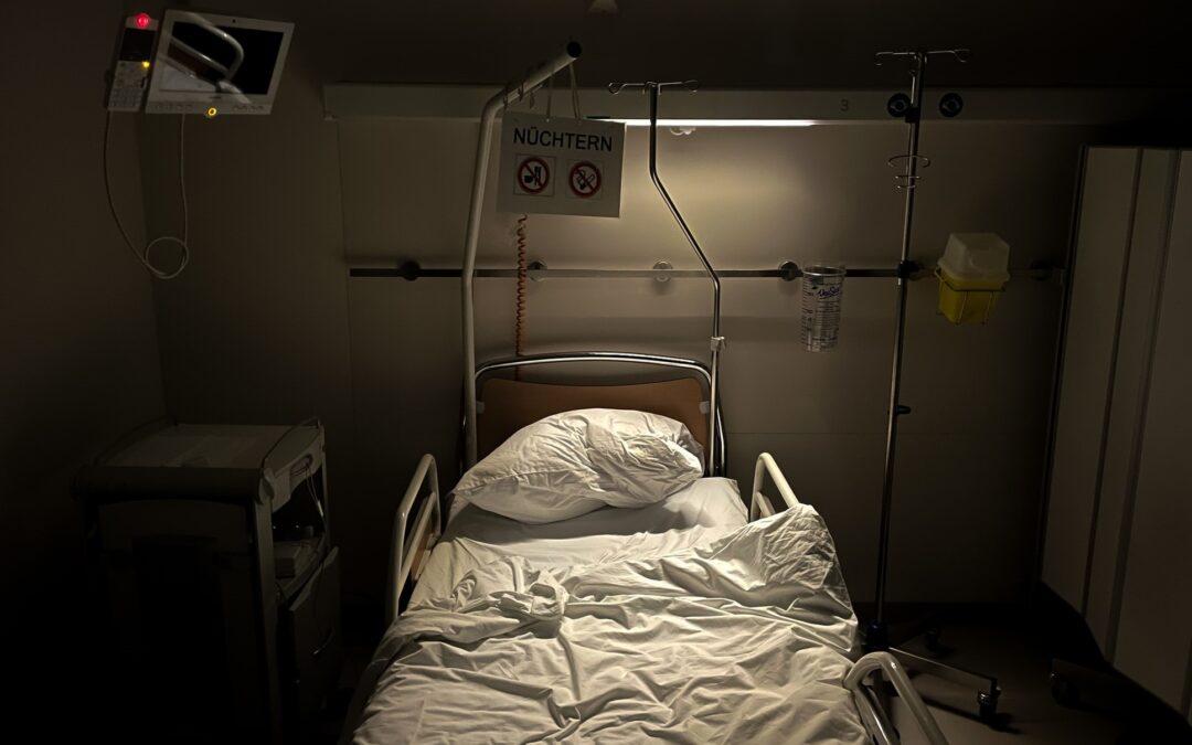 Belastung und Gewinne deutscher Krankenhäuser 2020